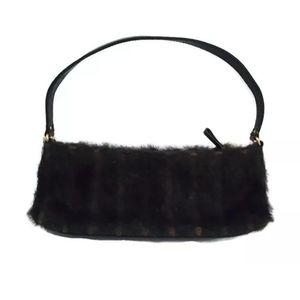 Neiman Marcus Kate Spade Bridget Baguette Bag
